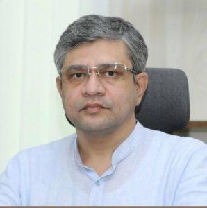 railway minister Ashwini Vaishnav 01