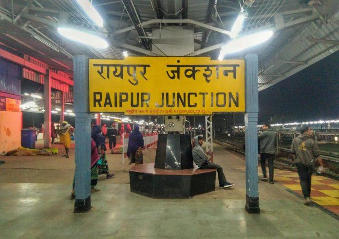 raipur express