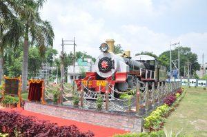 steam engine, bilaspur